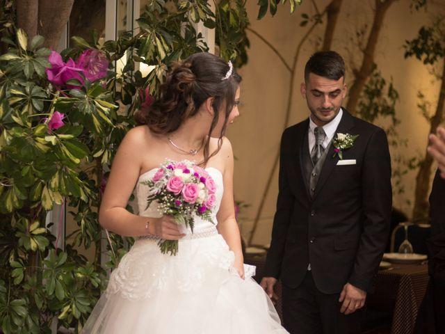 La boda de Wenceslao y Estefania en Sant Carles De La Rapita, Tarragona 1