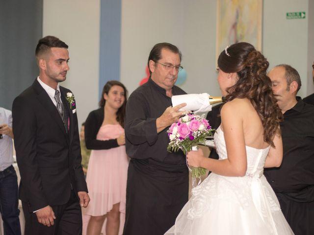 La boda de Wenceslao y Estefania en Sant Carles De La Rapita, Tarragona 4