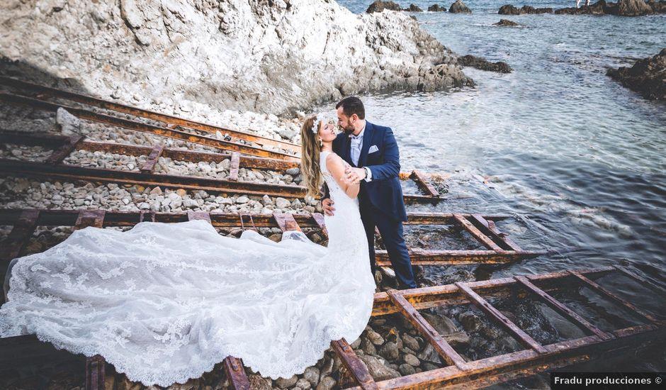 La boda de Toni y Silvia en Alhama De Almeria, Almería