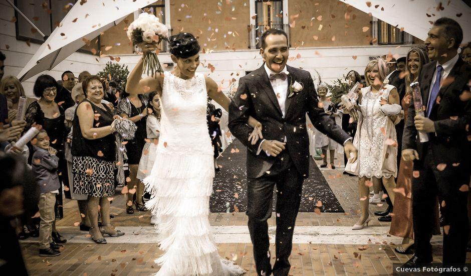 La boda de Emilio y Ana en Getafe, Madrid