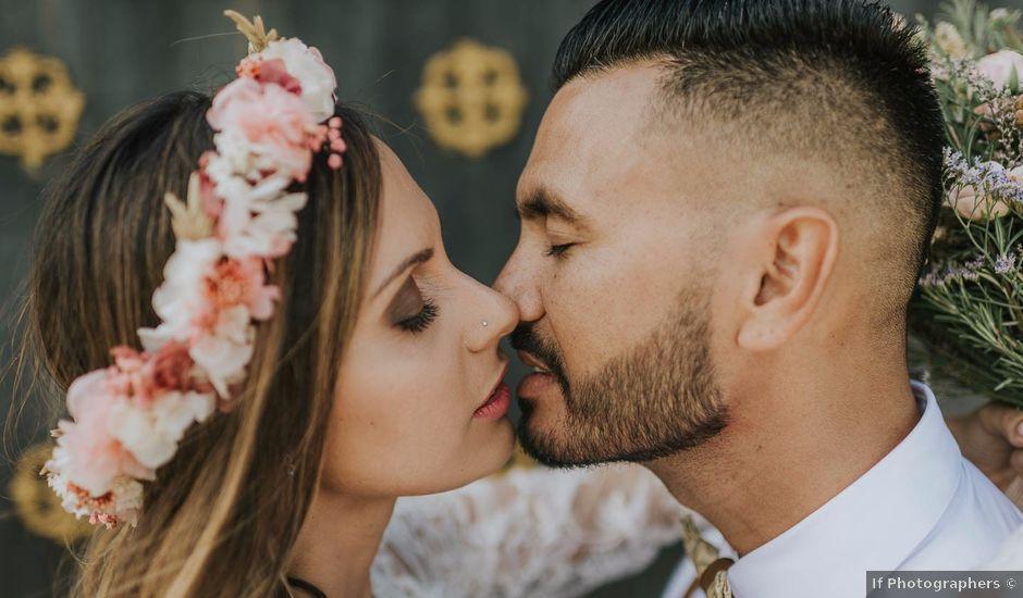 La boda de Samuel y Anjara en Arucas, Las Palmas