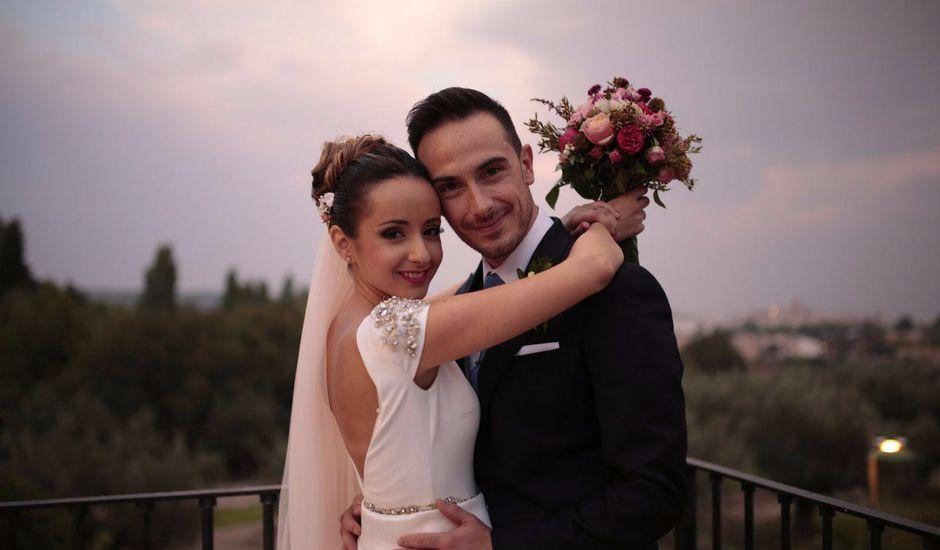 La boda de Ana y Cristóbal en Bullas, Murcia