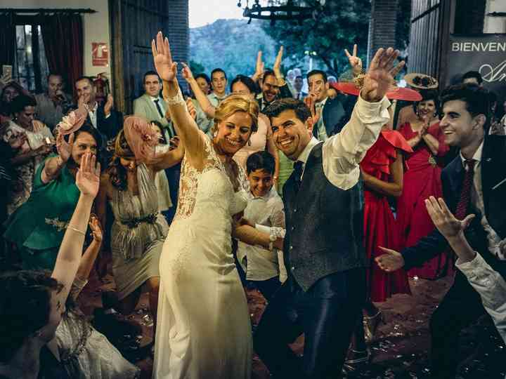 La boda de Eli y Antonio
