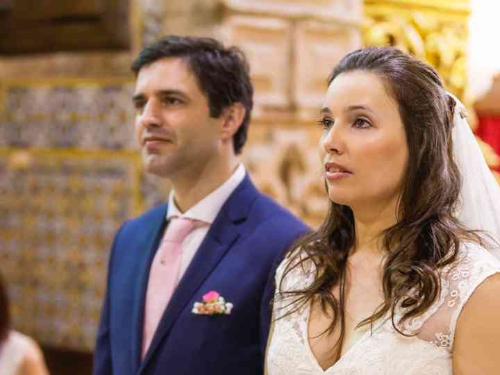 La boda de María y Alberto