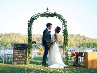 La boda de Leticia y David