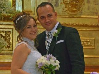 La boda de Deborah y Carlos 1