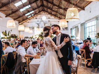 La boda de Marta y Enrique