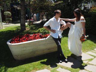 La boda de Marta y Adrià