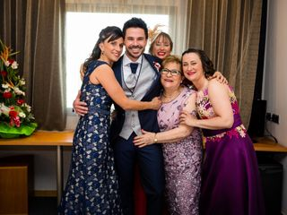 La boda de Cristina y Vicente 1