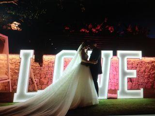 La boda de María Isabel  y Jose