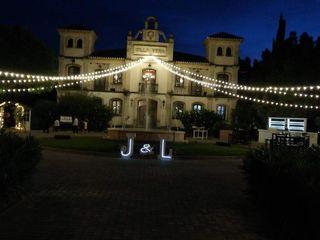 La boda de Lucia y Javier 1