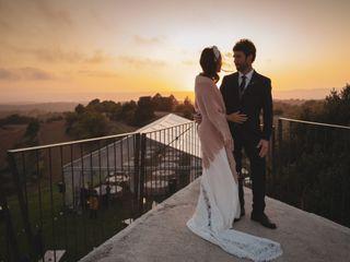 La boda de Clara Jové y Jaime