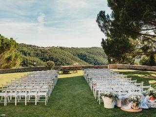 La boda de Ari y Pau 1