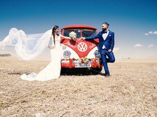 La boda de Nekane y Matías