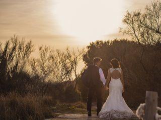 La boda de Lídia y Joaquín