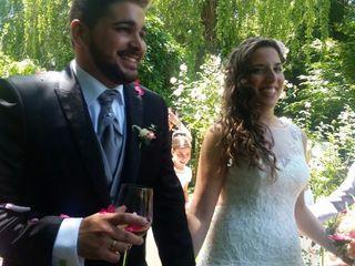La boda de Esther y David