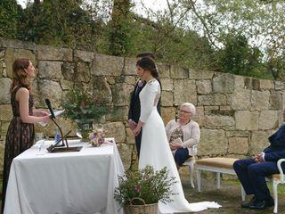 La boda de Mirian  y German 3