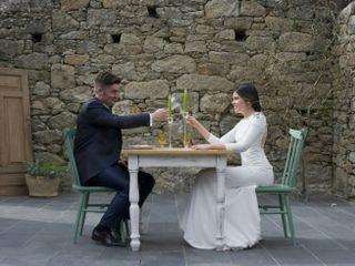 La boda de Mirian  y German