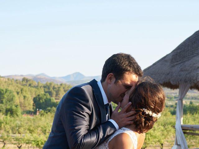 La boda de David y Leticia en Castellnovo, Castellón 3