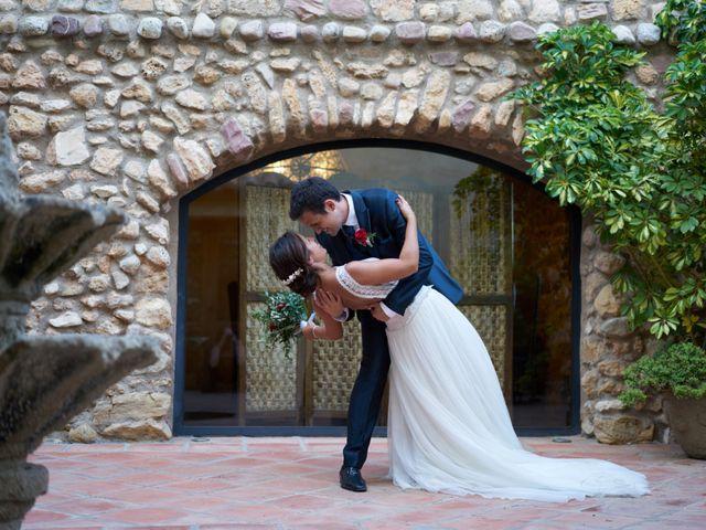 La boda de David y Leticia en Castellnovo, Castellón 2