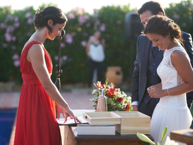 La boda de David y Leticia en Castellnovo, Castellón 7