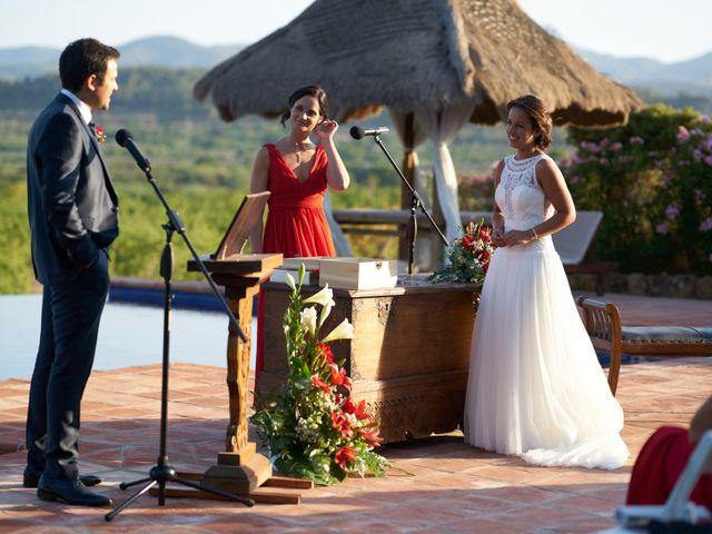 La boda de David y Leticia en Castellnovo, Castellón 9