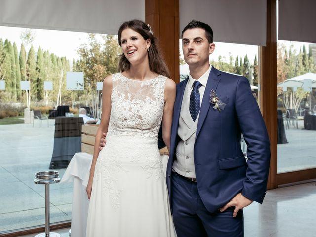 La boda de Mercedes y Giovanni