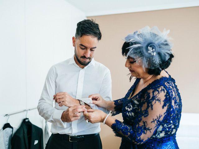 La boda de Enrique y Marta en Sagunt/sagunto, Valencia 2