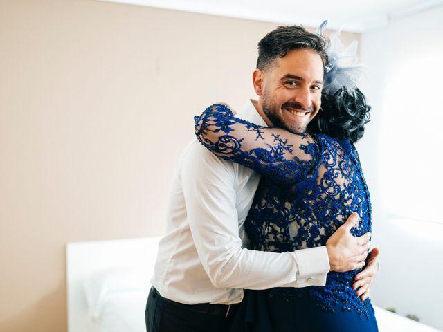 La boda de Enrique y Marta en Sagunt/sagunto, Valencia 7