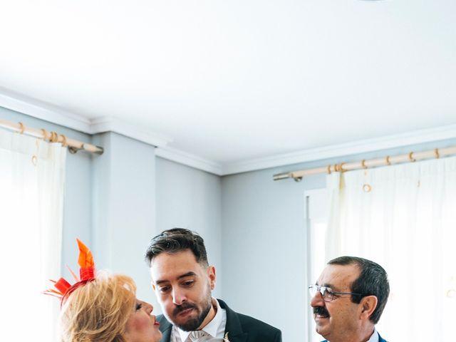 La boda de Enrique y Marta en Sagunt/sagunto, Valencia 18