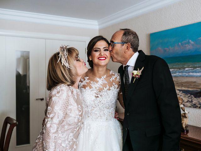 La boda de Enrique y Marta en Sagunt/sagunto, Valencia 38