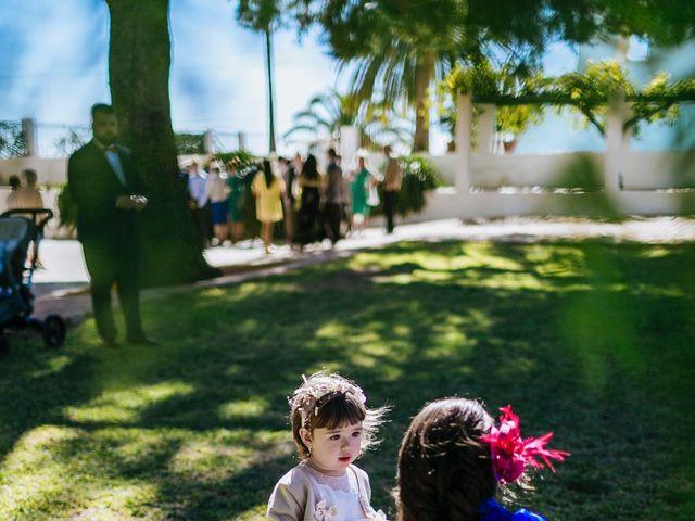 La boda de Enrique y Marta en Sagunt/sagunto, Valencia 49