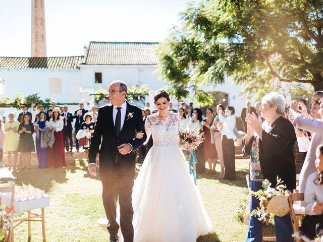 La boda de Enrique y Marta en Sagunt/sagunto, Valencia 64
