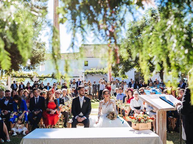 La boda de Enrique y Marta en Sagunt/sagunto, Valencia 69