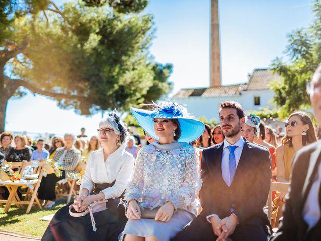 La boda de Enrique y Marta en Sagunt/sagunto, Valencia 81