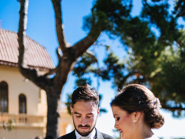 La boda de Enrique y Marta en Sagunt/sagunto, Valencia 92
