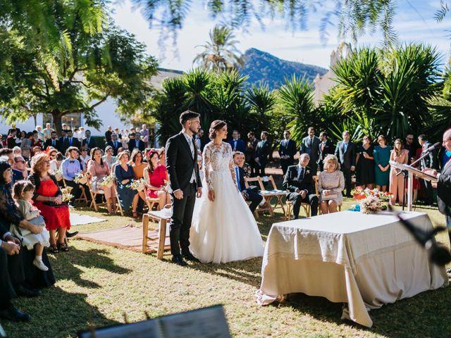 La boda de Enrique y Marta en Sagunt/sagunto, Valencia 95