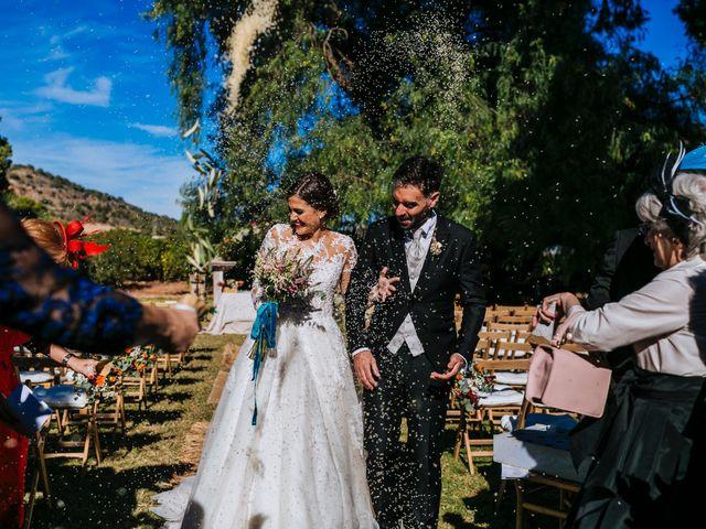 La boda de Enrique y Marta en Sagunt/sagunto, Valencia 100