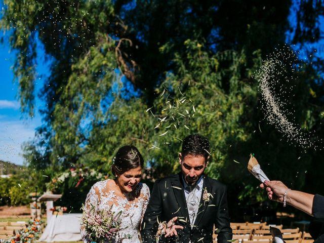La boda de Enrique y Marta en Sagunt/sagunto, Valencia 101