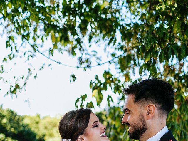 La boda de Enrique y Marta en Sagunt/sagunto, Valencia 108