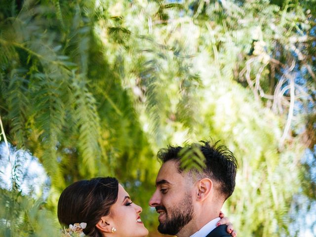 La boda de Enrique y Marta en Sagunt/sagunto, Valencia 111
