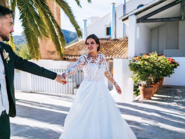 La boda de Enrique y Marta en Sagunt/sagunto, Valencia 117