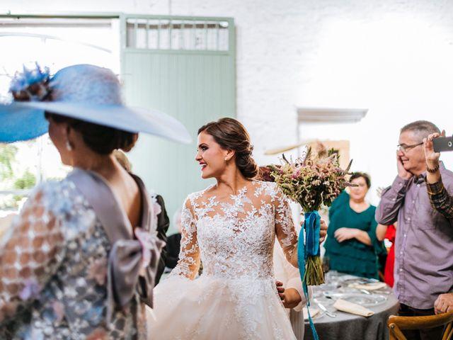 La boda de Enrique y Marta en Sagunt/sagunto, Valencia 123