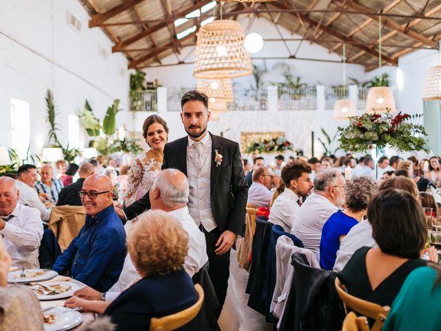 La boda de Enrique y Marta en Sagunt/sagunto, Valencia 126