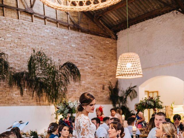 La boda de Enrique y Marta en Sagunt/sagunto, Valencia 130