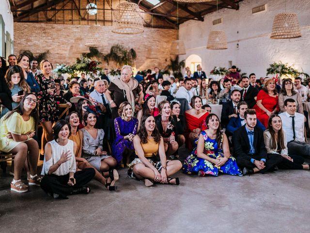 La boda de Enrique y Marta en Sagunt/sagunto, Valencia 132