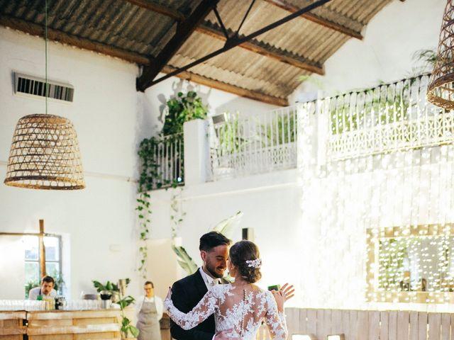 La boda de Enrique y Marta en Sagunt/sagunto, Valencia 136