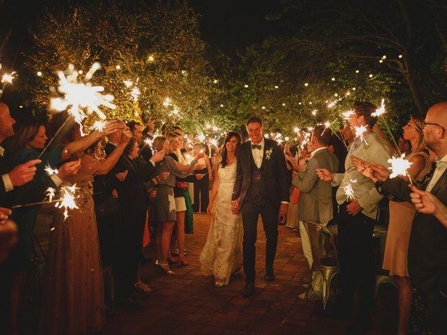 La boda de Sarah y Alexander