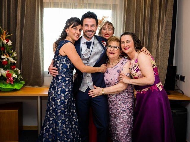 La boda de Vicente y Cristina en Montornes Del Valles, Barcelona 3