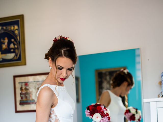 La boda de Vicente y Cristina en Montornes Del Valles, Barcelona 8